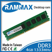 Desktop Ram Memory 4GB ddr3 LO-DIMM1333Mhz PC3-10600 240pin/ CL9/1.5V high compatible motherboard for PC Computer+Free Shipping