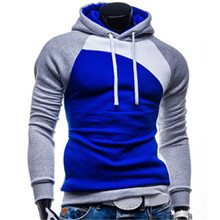 2015 New Design Causal Mens Hoodies, Male Fashion Sportswear Outerwear, Man Outdoor Sports Tracksuit Sweatshirt, Size M to 3XL