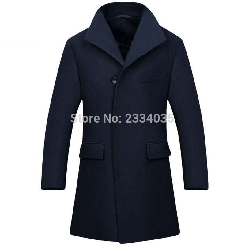 New-Man-Long-trench-coat-wool-coat-Winter-peacoat-Men-s-wool-Coat-mens-overcoat-men
