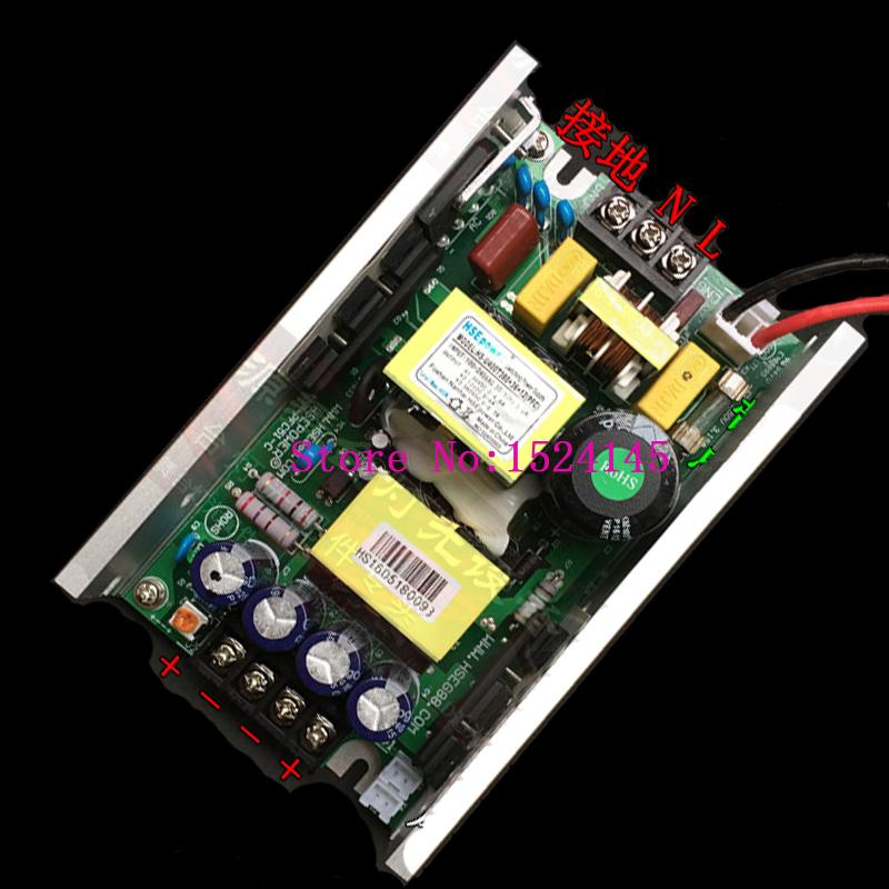New 280W 15R Double Group Moving Head Bulb Stage Light Power Supply Adapter Input AC100-240V Output 380V 24-12V 28-12V 36-12V