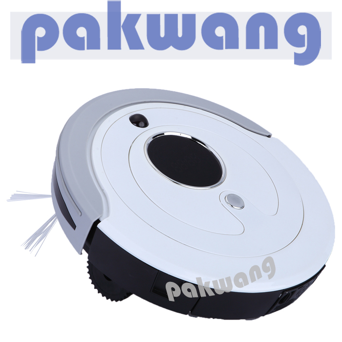 Free to RussianTOP-Grade Multifunctional 5 In1 Auto Robot Vacuum Cleaner ,window electric cleaner(China (Mainland))