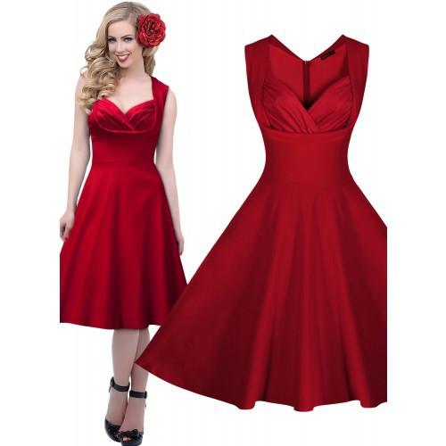 Retro Bridesmaid Dresses - Dress Xy