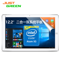 Cube work12 Dual OS Notebook 1920*1200 12.2 inch In tel Atom x5-Z8300 Quad Core 4GB RAM 64GB ROM WIn10/Android 5.1 5.0MP