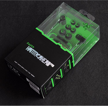Brand razer Hammerhead auriculares with microphone Stereo Bass in ear earphone high quality headset fone de ouvido