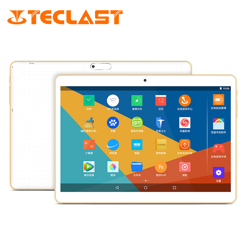 9.6Inch Teclast P98 3G Tablet Android 5.1 1280*800 Screen MTK6580 Quad Core 1.3GHz 2GB/32GB GPS Bluetooth4.0 Tablet PC(China (Mainland))