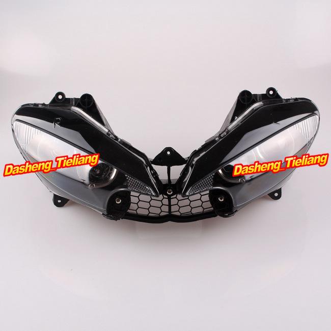 Motorcycle Front Headlight for Yamaha YZF R6 2003 2004 2005 Motor Ligthing Lamp Assembly(China (Mainland))