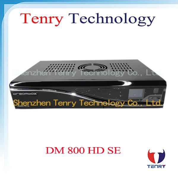 Satellite Receiver Dm800 hd se with wifi /sunray 800se hd DVB BOX Enigma2 RevD6 BCM4505 TV Decoder tuner Free fast shiping