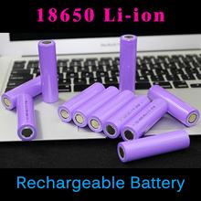 10 PCS Li-ion 15000mAh 3.7V Rechargeable Battery 18650 for LED Torch Flashlight(China (Mainland))
