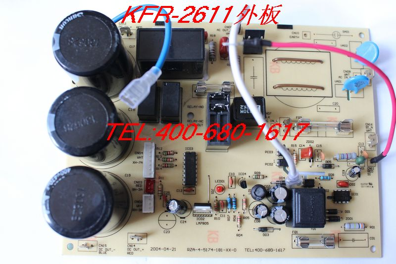 Air-conditioning parts KFR-26062619BPR Outdoor Power Board ( 5174-181 New )(China (Mainland))