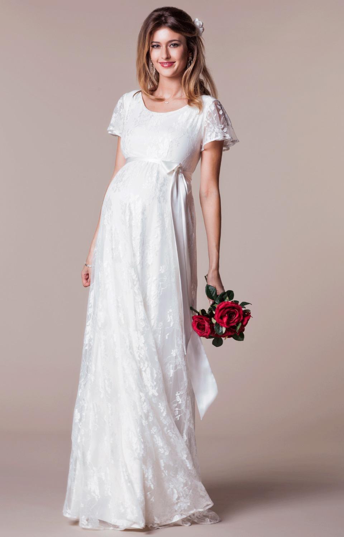Popular maternity wedding dresses cheap buy cheap for Cheap wedding dresses for pregnant women