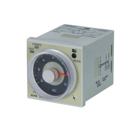 Time Delay Relay Timer H3CR-A8E 12-48VDC/24-48VAC SPDT 11 Pins&amp;Socket Standard(0.1S to 300H) Models<br><br>Aliexpress
