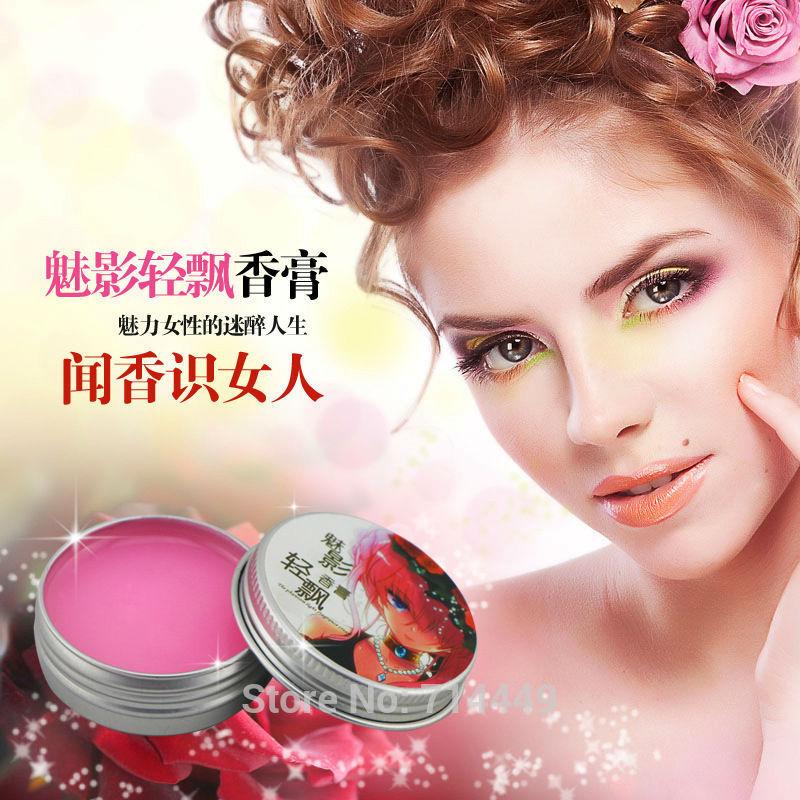 Brand Perfumes Fragrances Antiperspirant Solid Perfume Natural Light Fruit Aromal Men&Women Perfume 30g Long-Lasting 10pcs(China (Mainland))