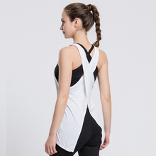 Buy Women Quick Dry Fitness Tops Summer Sexy Tank Exercise Women's Clothing T-Shirt Female Workout Vest Tee Singlets Clothes for $12.22 in AliExpress store