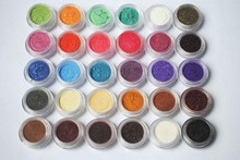 mineral eyeshadow makeup promotion