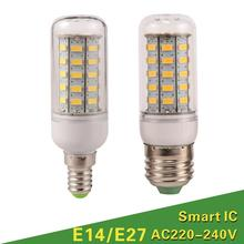 Buy Lampada LED Bulb E27 LED Lamp 5730 SMD LED Lights Corn Bulb 24 36 48 56 69 72Leds E14 Chandelier Candle Lighting Home Decoration for $1.34 in AliExpress store