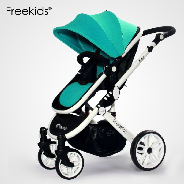 Hot Selling Freekids Toddler Pushchair,Awning can Prevent Ultraviolet and Rain,Winter Baby Strollers,Folding Baby Stroller<br><br>Aliexpress