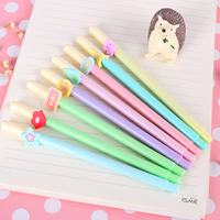 Jelly candy color pen refill black 0.5mm 1pcs