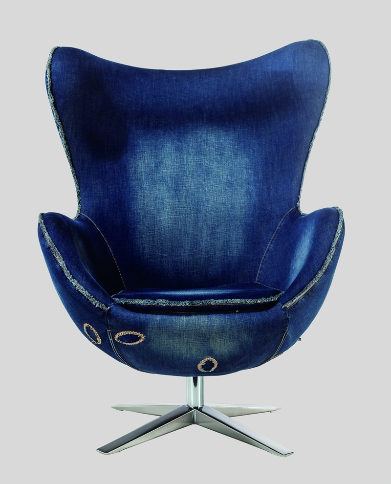 Modern home furniture egg chair designed by arne jacobsen for Classic home chairs