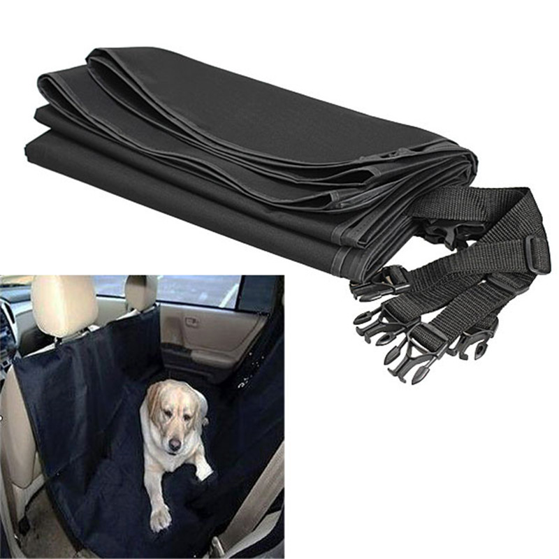 Free Shipping Cradle Dog Car Rear Back Seat Cover Pet Mat Blanket High Quality Hammock Cushion Protector 2015 New Arrival