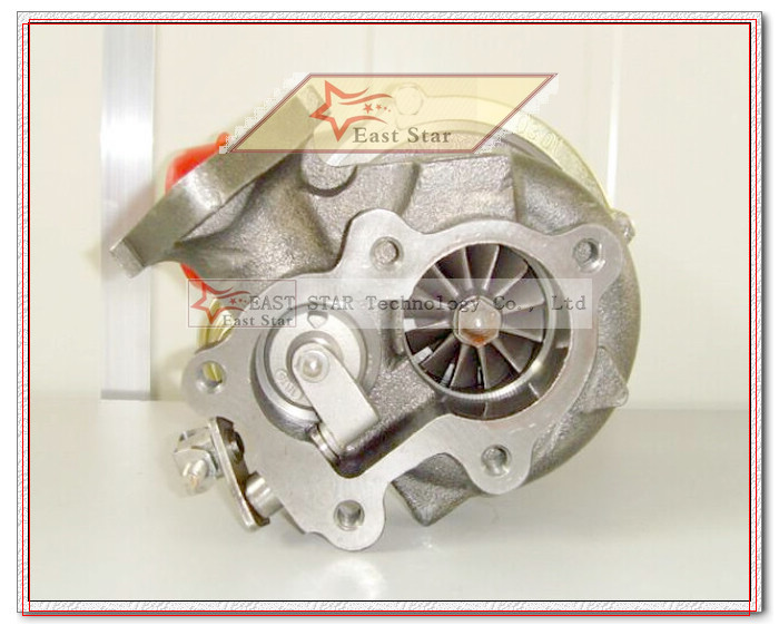 K04 914F6K682AB 53049700001 53049880001 Turbo turbocharger for FORD Transit IV 1991 2.5L DI 100HP (3)