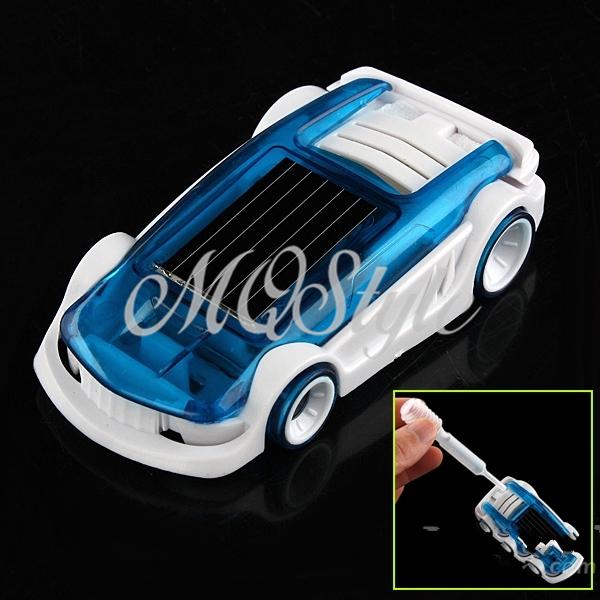 New Solar Salt Water Hybrid Car Solar Power Toy for Children Gift K4393(China (Mainland))