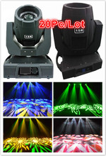 20Pcs/Lot 15R 3in1 Moving Beam Head Light,330W Spot&Wash&Beam Moving Head Light,17R 350W Beam Moving Head Light,20CH(China (Mainland))