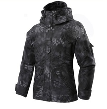 Winter G8 ECWCS Windbreaker Typhon Hoody Softshell Outdoor Hiking Jacket M65 Field Coat with Liner(China (Mainland))