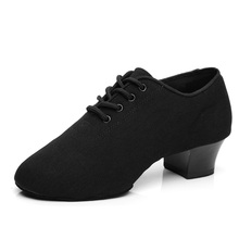 Buy Women shoes Stage Latin dance teachers GB dance shoes sneakers zapatos mujer shoes Oxford cloth adult women shoes Dancesport for $36.52 in AliExpress store