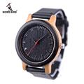 2017 BOBO BIRD M13 New Wood Wristwatches Quartz Watch Unique Design Clock for Men in Paper