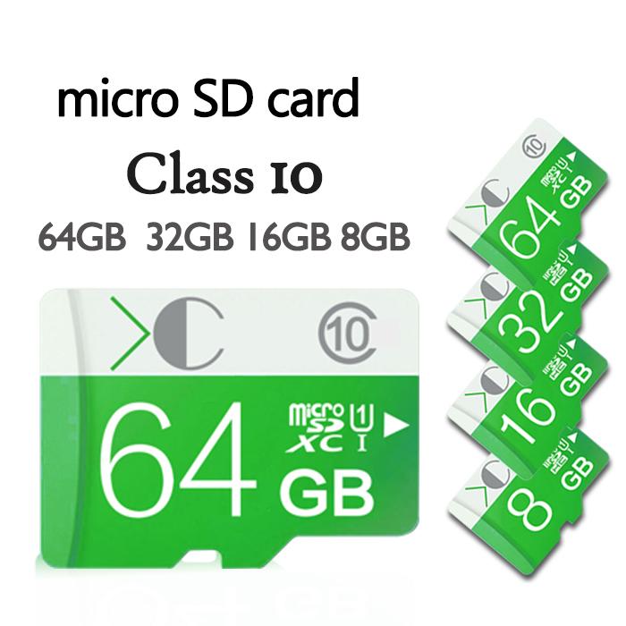 XC brand pass H2testw Memory Card 32GB Flash Micro SD card Micro SD Card 64gb 16gb 8gb 4gb Class 10 free shipping(China (Mainland))