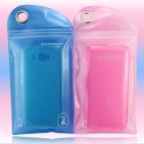 Waterproof Phone Bag Case Cover Swimming Beach Pouch For iPhone Mobile Cell Phone Retail/Wholesale(China (Mainland))