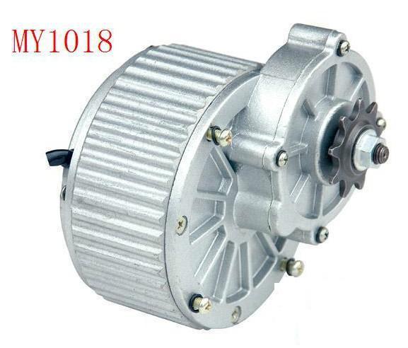 250w Dc 24 V Gear Brush Motor Dc Gear Brushed Motor