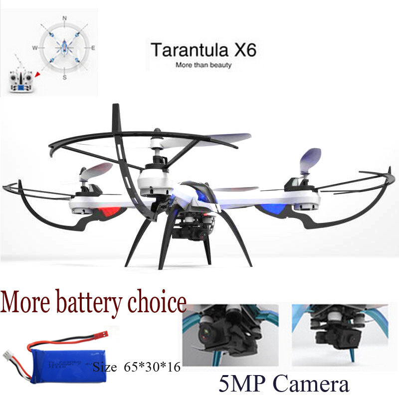 Presell April 4 Send YZ X6 With 5MP Camera 2.4GHz 4CH 6-Axis IOC FPV  Tarantula
