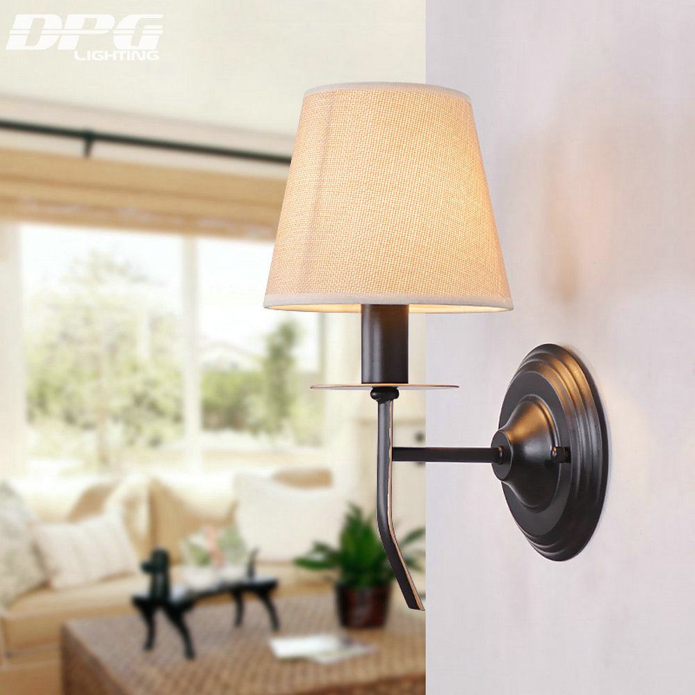 led modern loft industrial wall light lamp for home lighting wall sconce bedroom(China (Mainland))