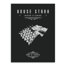 Game Of Thrones Movie TV Poster Vintage Wall Art Canvas Prints Living Room Deer Pictures Painting Home Decor No Frame(China)