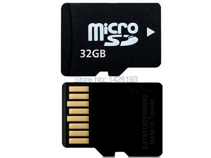 Карта памяти 32 TF 16 8 4 SD TF 10 /+ + Brand new карта памяти other sd tf t2