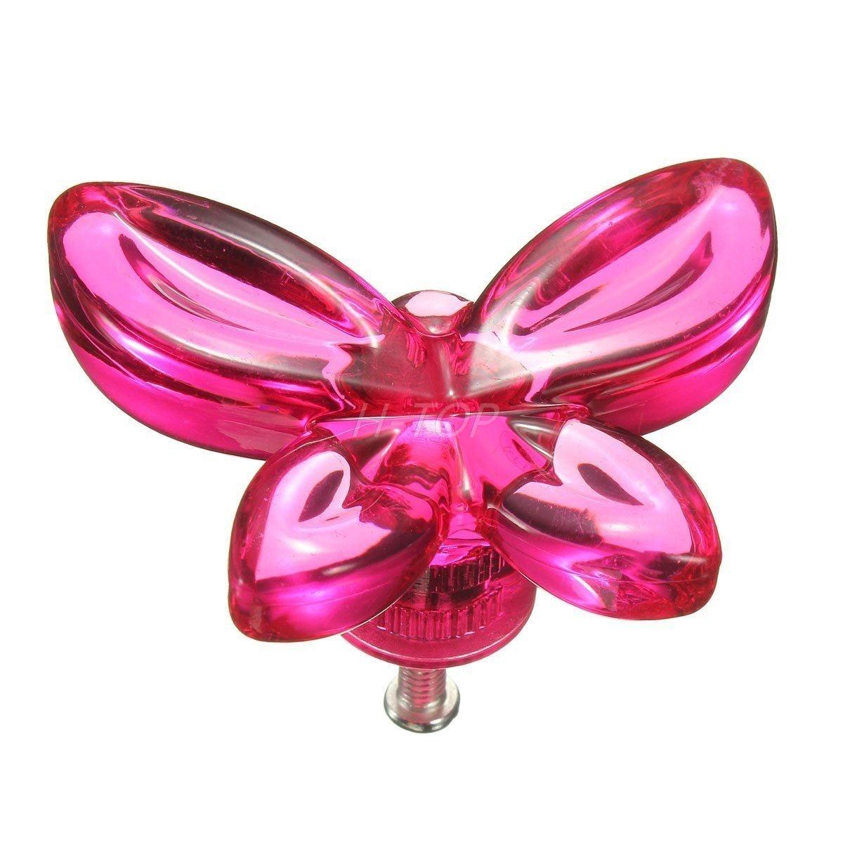 New Butterfly Design Drawer Pull Door Cabinet Knob Handle E7027(China (Mainland))