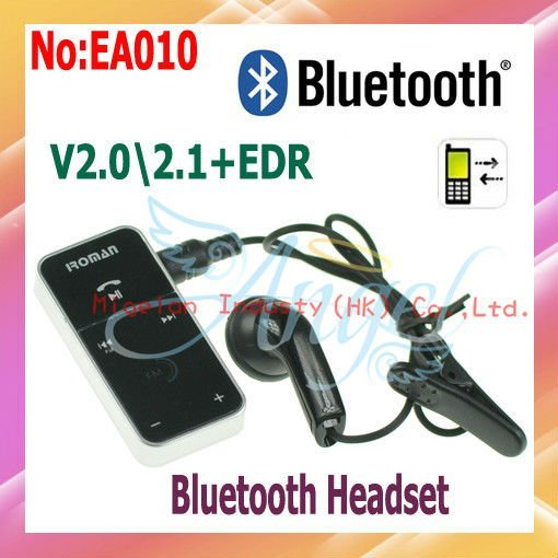 Free shipping wholesale S201 Fashion Ear Hook Mini Wireless Headset Bluetooth Earphone For Cell Phone with Class 2 #EA010