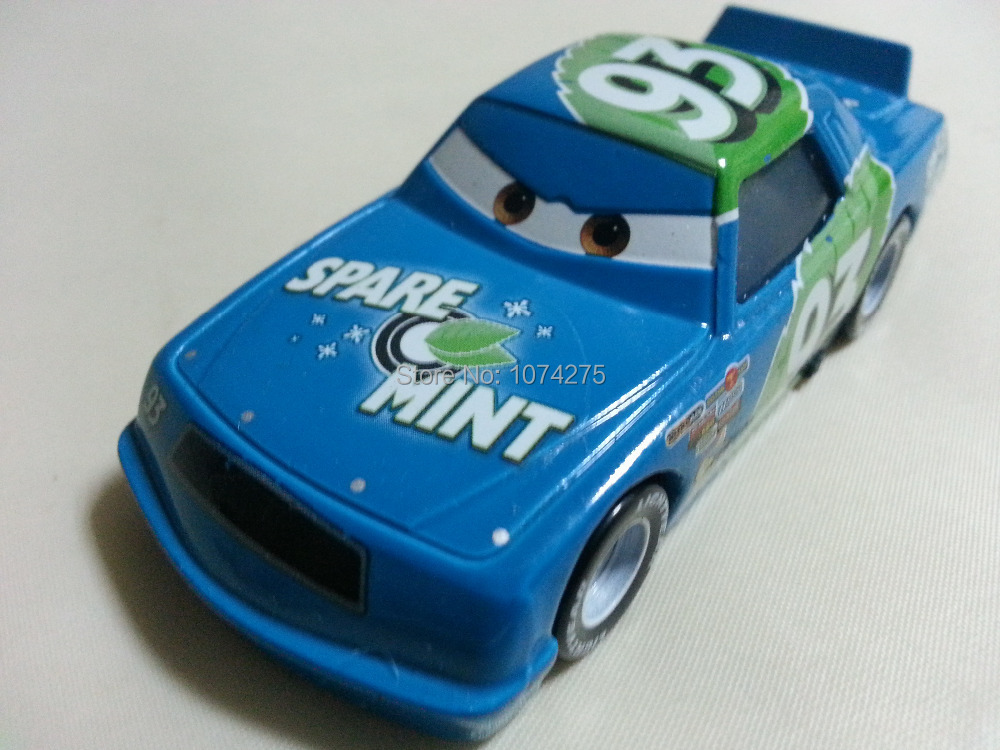 Pixar Cars Diecast No.93 Spare Mint Metal Toy Car 1:55 Loose Brand New In Stock & Free Shipping(China (Mainland))