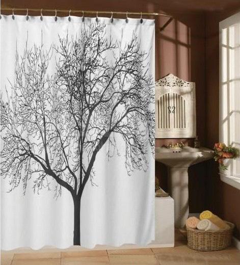 Noir motifs rideaux promotion achetez des noir motifs rideaux promotionnels sur aliexpress - Rideau de douche 180x180 ...