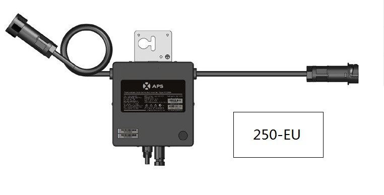 VDE/CE approved Micro inverter 250w, MPPT grid pv inverter for 180-310w solar panel,DC 16-45V input, output 230v for Europe(China (Mainland))