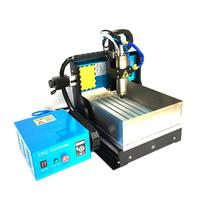 JFT New Design 300W Engraving Machines with Water Tank 4 Axis CNC Machine with Parallel Port Good Price CNC Router 3040