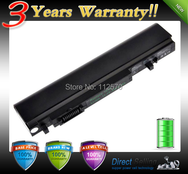 Brand New! 4400mAh Rechargeable Laptop Pack Battery For DELL Studio XPS 1640 1640N M1640 PP35L R725C U011C U335C(China (Mainland))