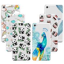 Fashion Design Soft TPU Case For Lenovo S90 S90T Transparent Soft Silicone Back Cover Phone Cases For Lenovo S90