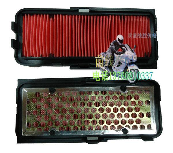 Free shipping motorcycle air filter for Honda Magner 250 Dragon Dog 250 Magna 250(China (Mainland))