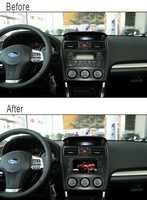 Quad Core 1024 * 600 Android 5.1 Fit Forester 2008-2013 CAR head unit DVD player MOBILE MULTIMEDIA, Gps TV 3 G Radio MAP WIFI