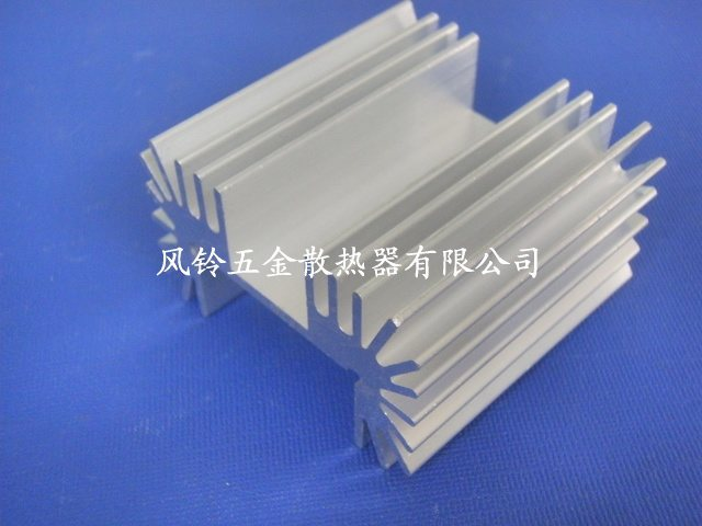 High Quality Radiator Aluminum Heatsink 42*25*40MM Electrinic Chip Aluminum Fins Heat Sink for Transistor MOS tube Wholesales(China (Mainland))