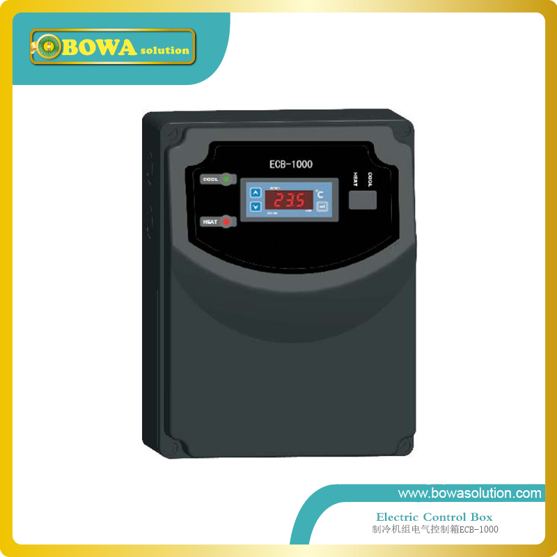 Electrical Control Box For Small Heating Equipment For