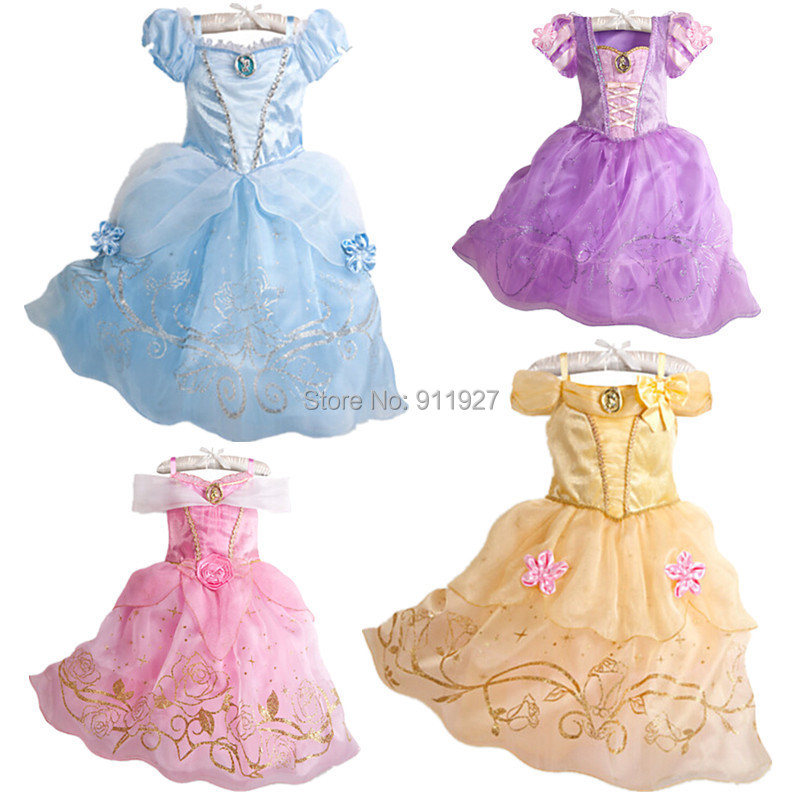 Dress for girls christmas costumes girls clothes new year costumes for