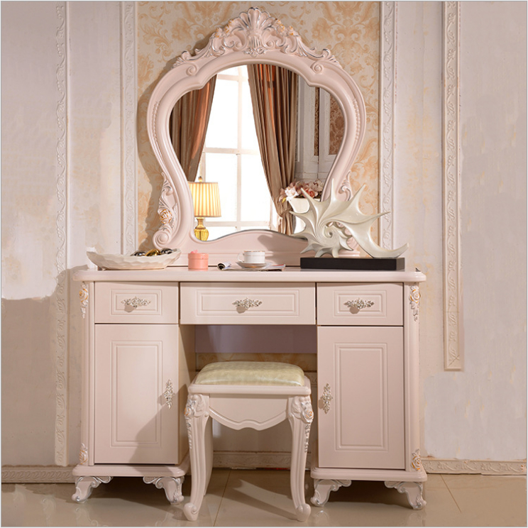 High end modern vanity table luxury home bedroom furniture for High end vanities
